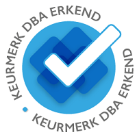 wet dba, dba erkend